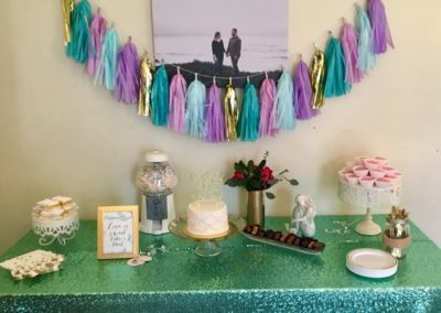 """Trading Her Tail for a Veil"" Bridal Shower"